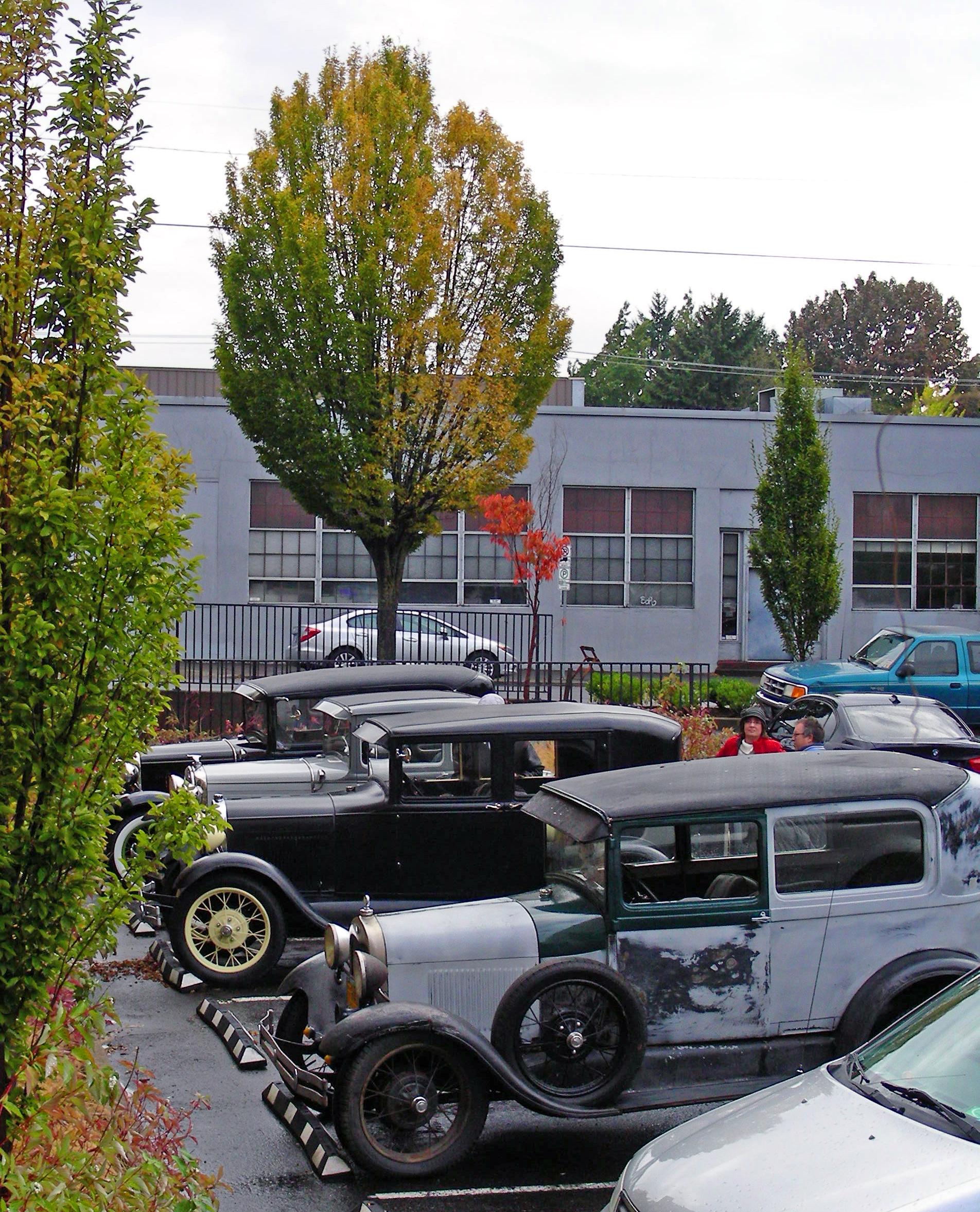 Model A Ford Club