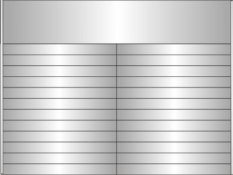 Large 24 Slot Building Directory