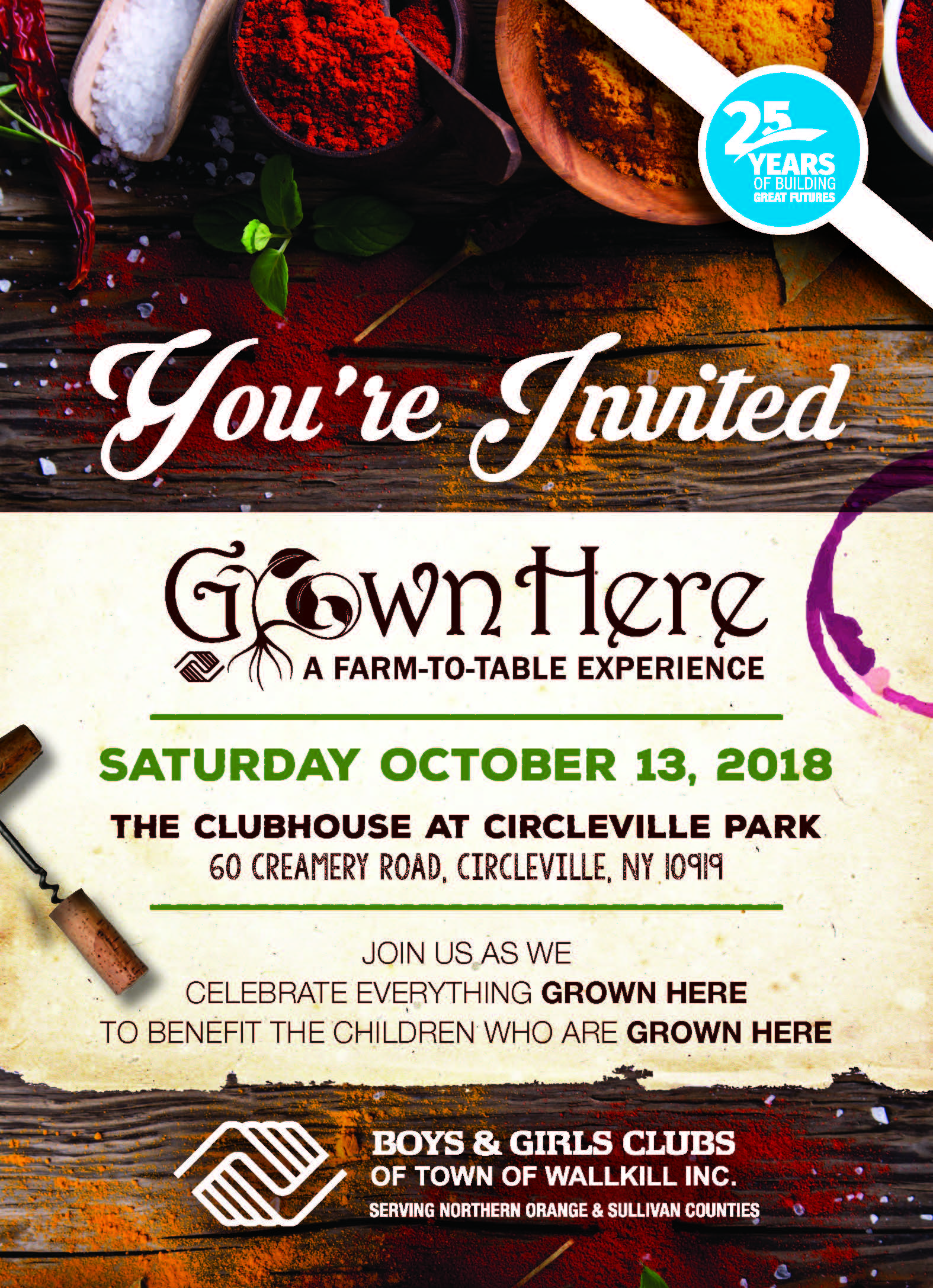 Grown Here Invite 1 of 2