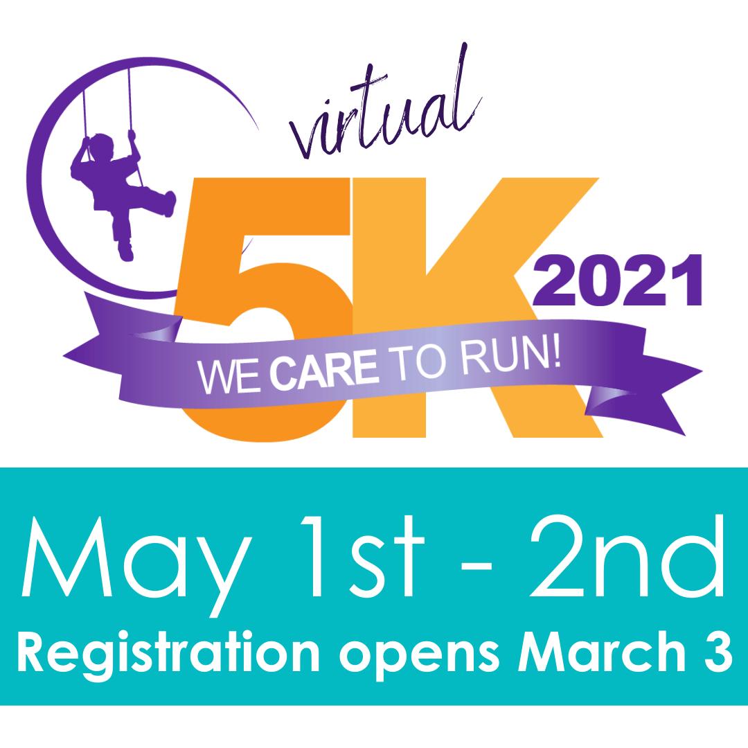 Participate in our 7th Annual CARE to Run/Walk 5K