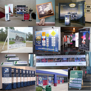Printing graphics, signage, photos