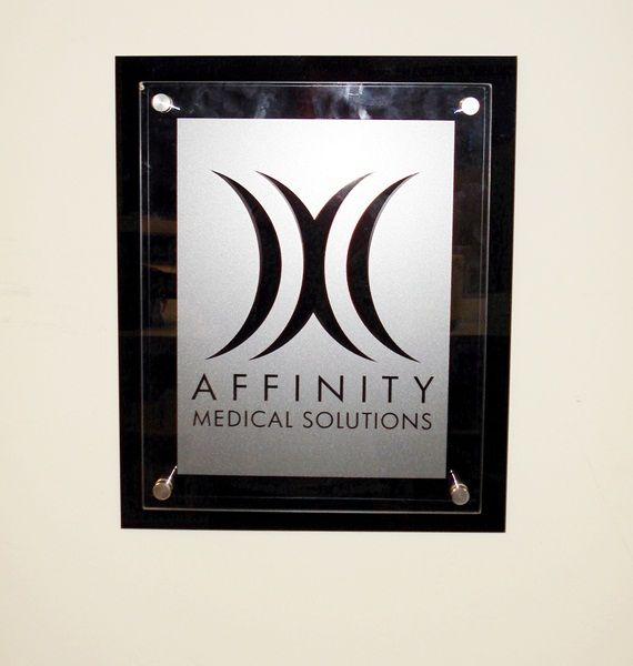 Affinity wall plaques