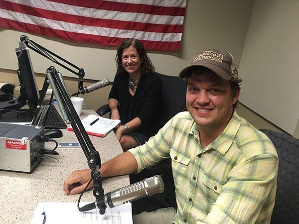 Fascinating Radio Interview