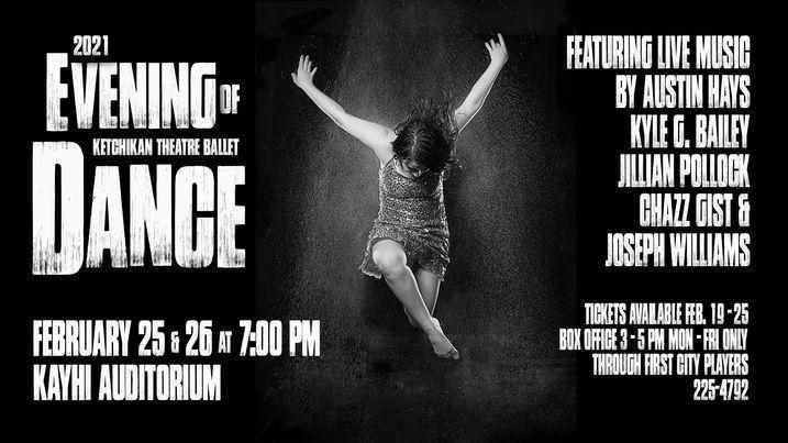An Evening of Dance A Ketchikan Theatre Ballet Production