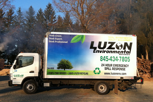 Box Truck Graphics