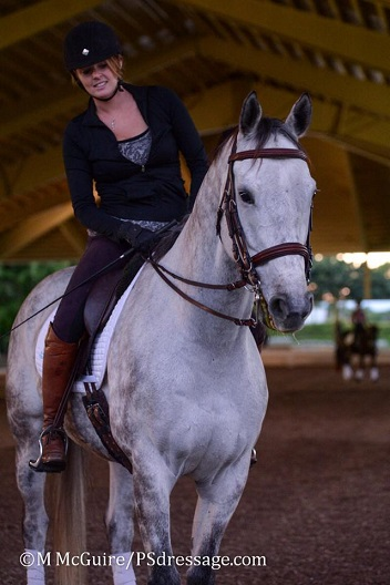 TDF Awards Grant to Adult Amateur Rider for Study at Spanish Riding School's Heldenberg Training Center