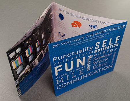 MPT Internship Trifold Brochure