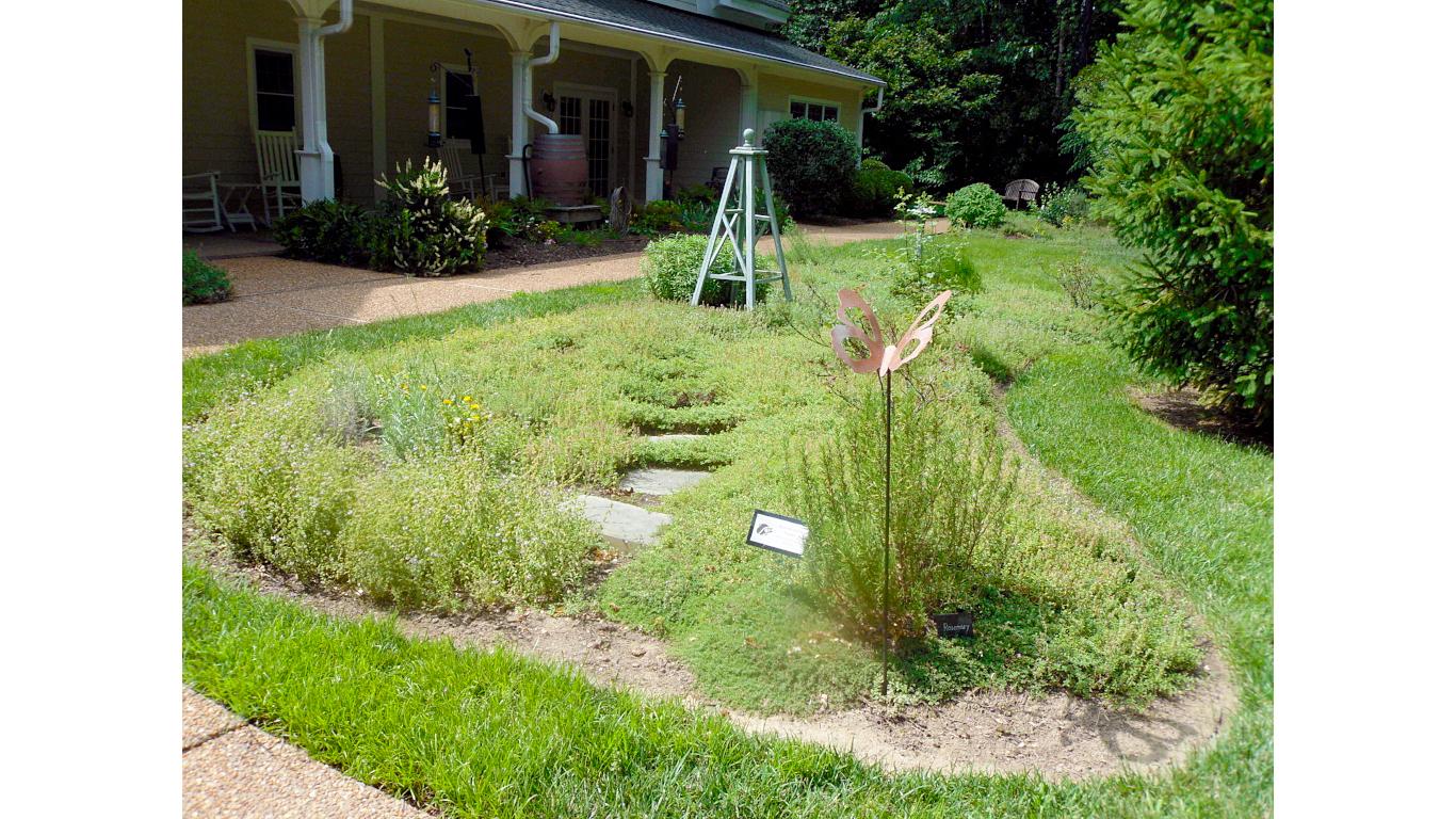 Fragrance Garden 1