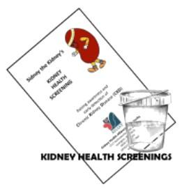 Kidney Health Screening Events