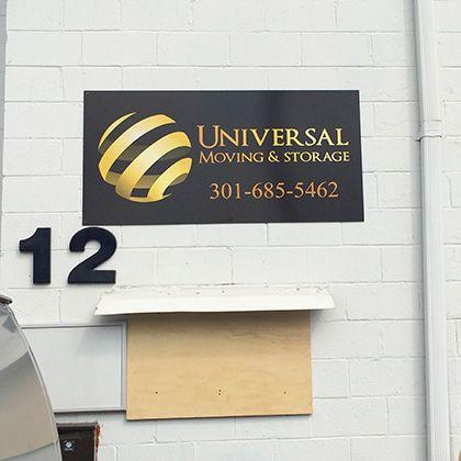 Universal Moving & Storage