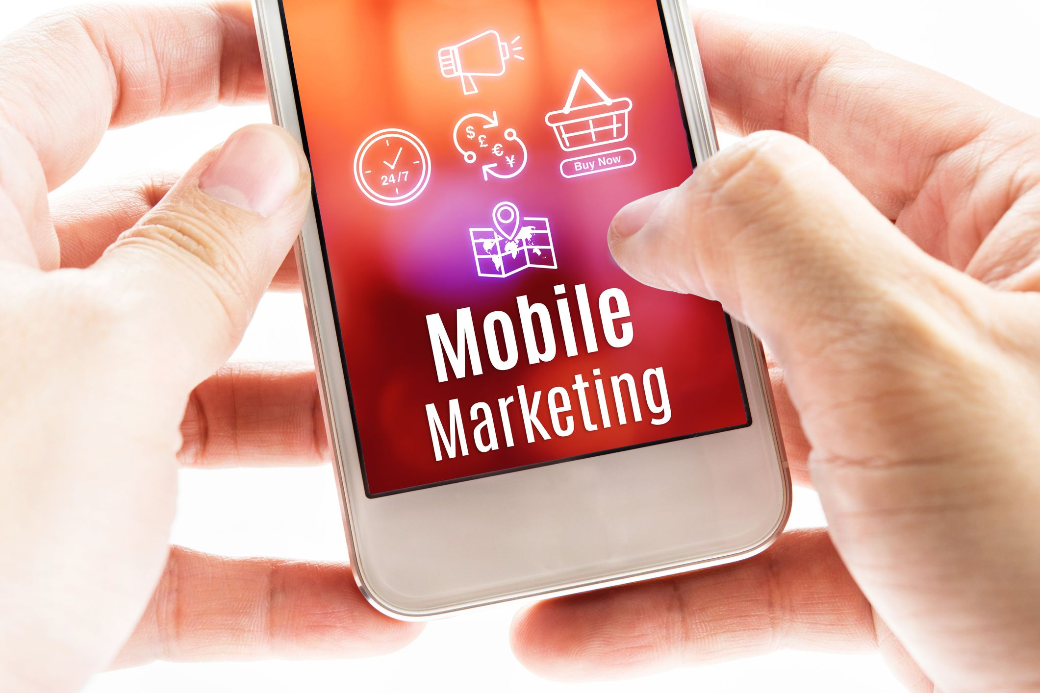 Mobile Marketing: 2017 Business Trends