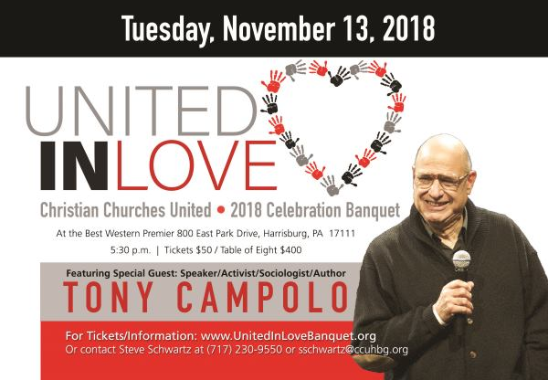 United In Love Banquet 2018