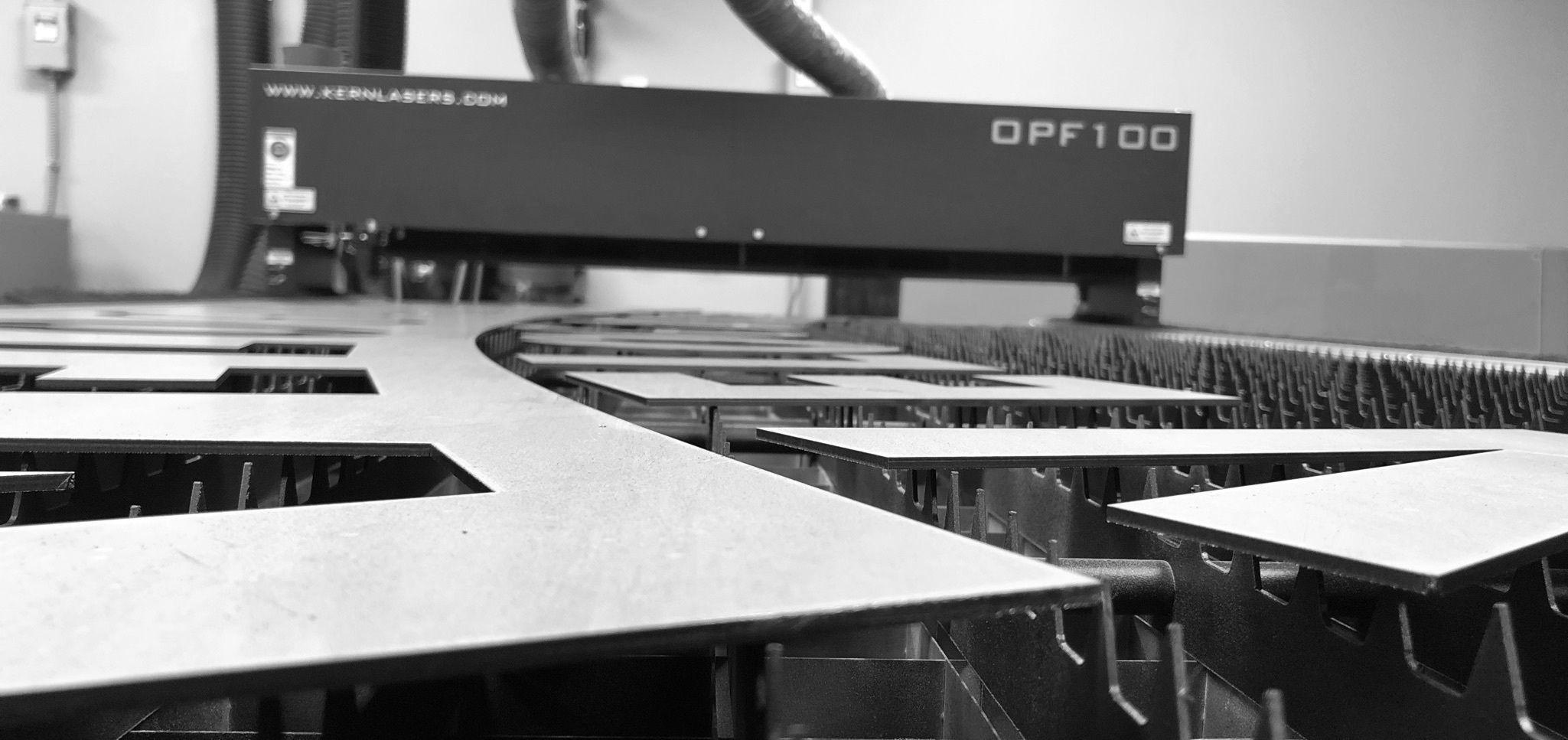 Laser Cutting & Engraving