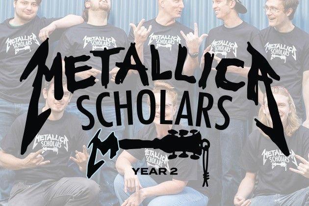 Metallica Scholars
