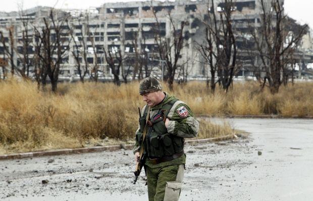 Donbas militants continue shelling, Krasnohorivka under 82mm mortar fire