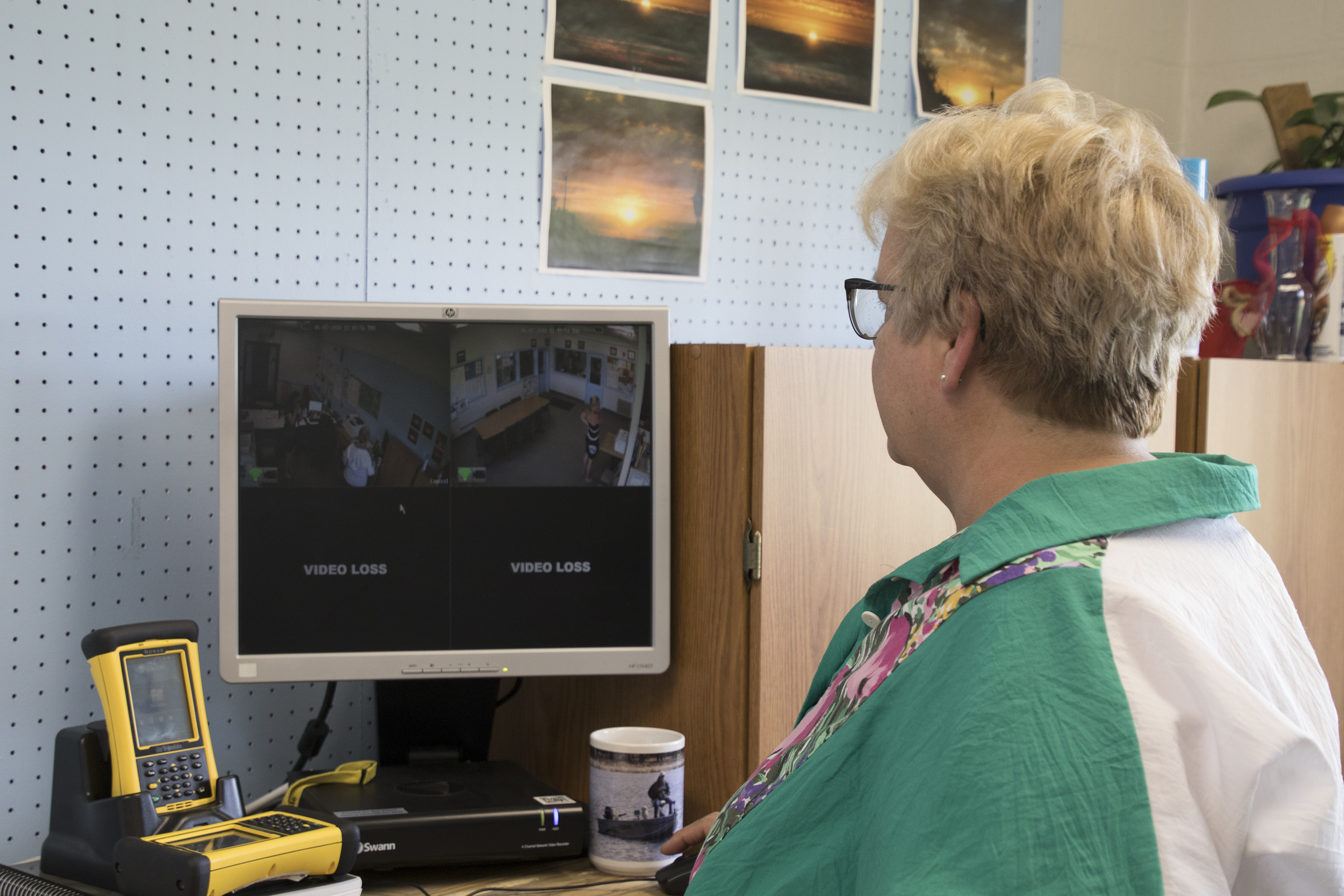 Lean on LARM grant provides security cameras for Holbrook