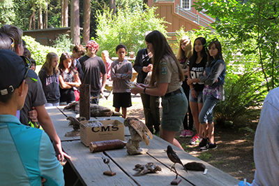 Northstar Middle School field trip 06-11-15
