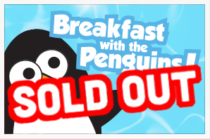 Breakfast with the Penguins - Sold Out