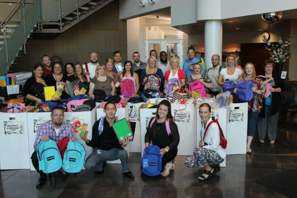 International Cruise & Excursions (ICE), Inc. Donates Needed Back to School Supplies