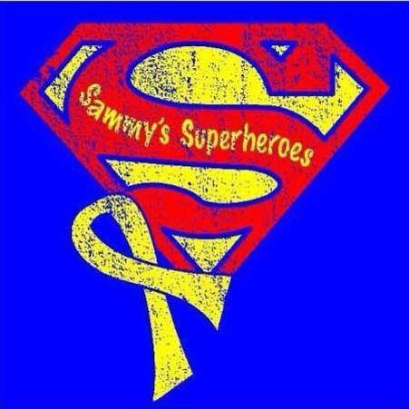 Today is the 1 year anniversary of Sammy's Superheroes!!   Although Chris and I didn't know about it for a few weeks, it was officially inspired into creation on this day. The creation if this amazing organization has been the most beautiful blessing in o
