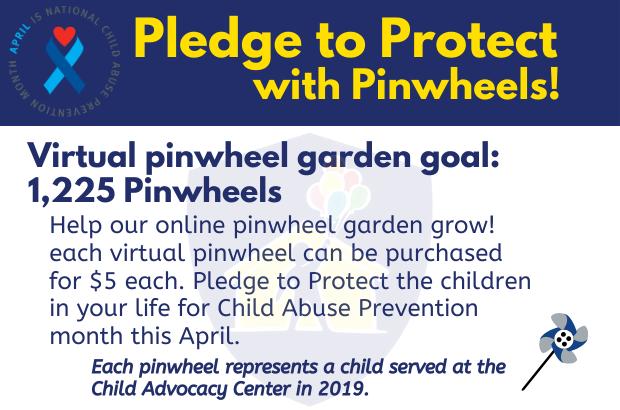 Virtual Pinwheel Garden