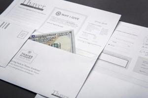 Bind In Envelopes, Donor Envelopes, Order Form Envelopes, custom printed envelopes, elite envelope, envelope