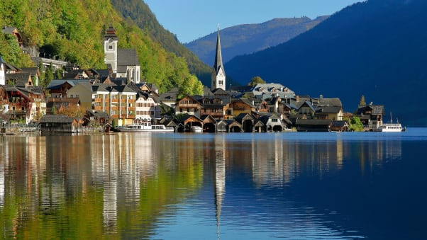 11 of the most beautiful places in Austria
