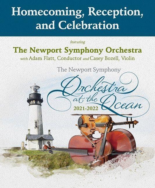 Newport Symphony 2021-2022 Season Opener