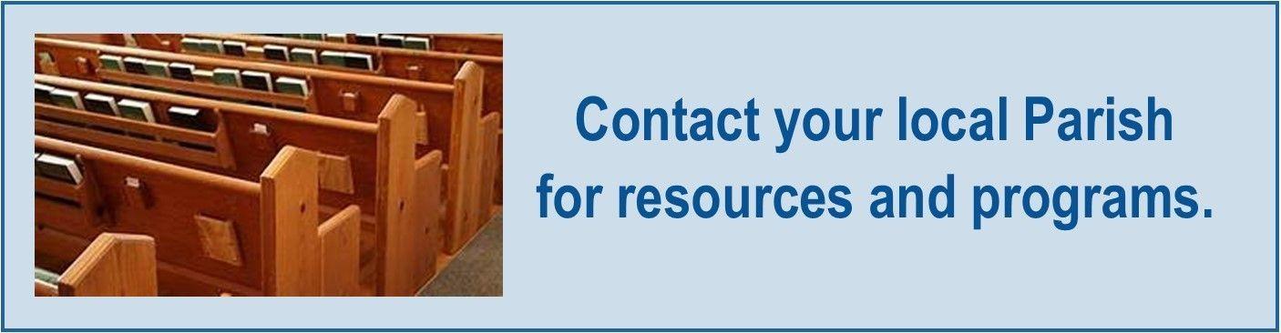 Contact your parish