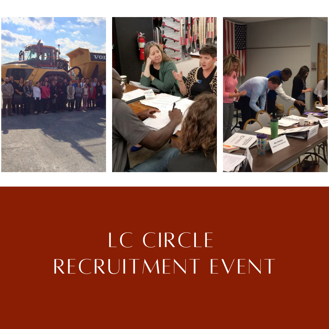 LC Circle: Recruitment Event