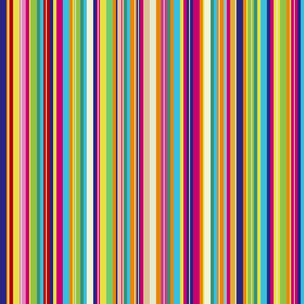 Colorful Stripes Wallpaper