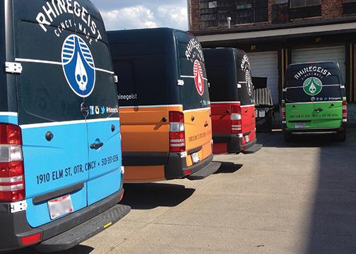 Rhinegeist Fleet Wrap