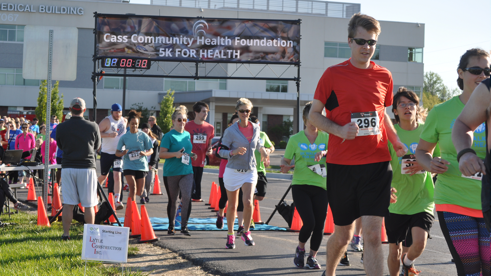 27th Annual 5K for Health encourages help with fundraising goal