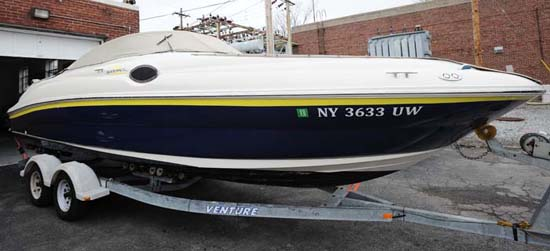 Boat Wrap After