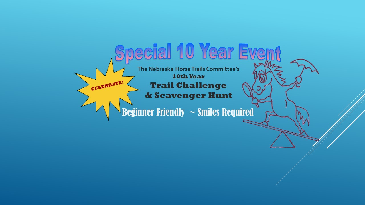 10th Year NHTC Trail Challenge