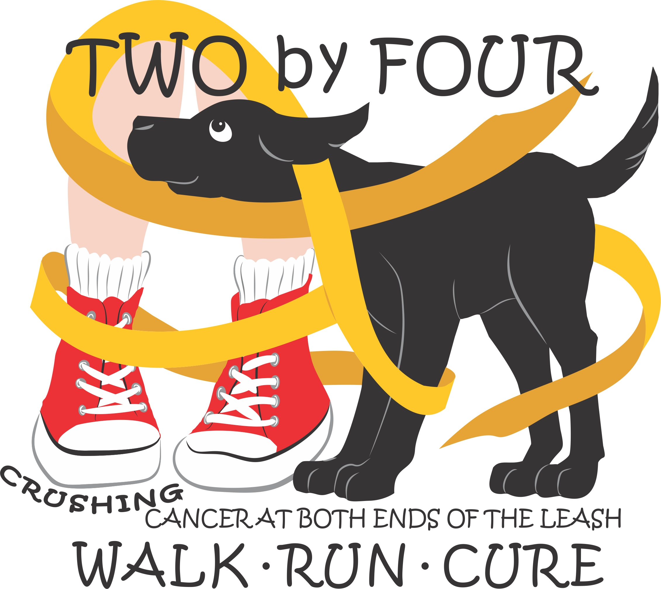 3rd Annual Two By Four Race Against Childhood & Canine Cancer