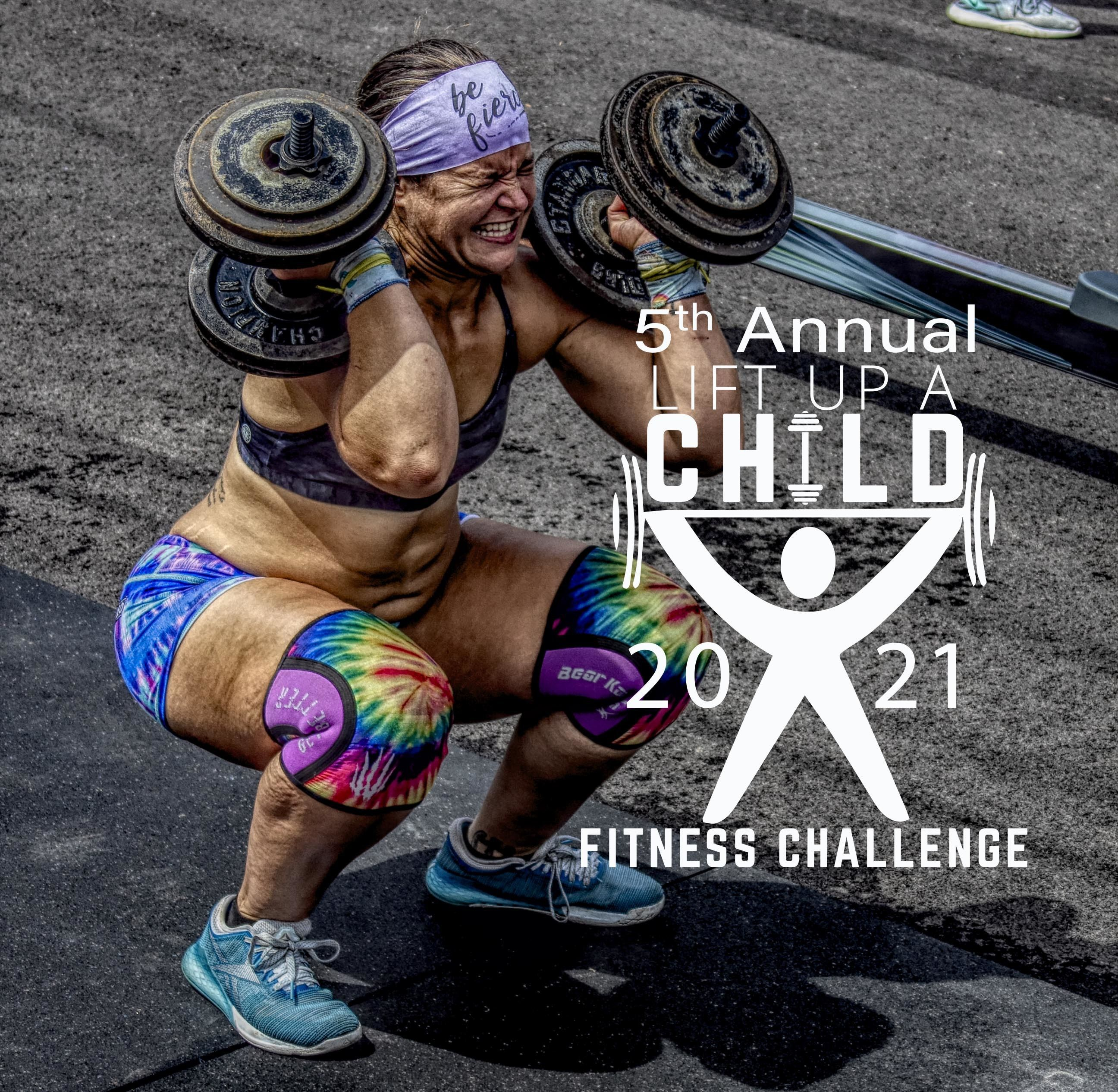 Lift Up A Child Fitness Challenge