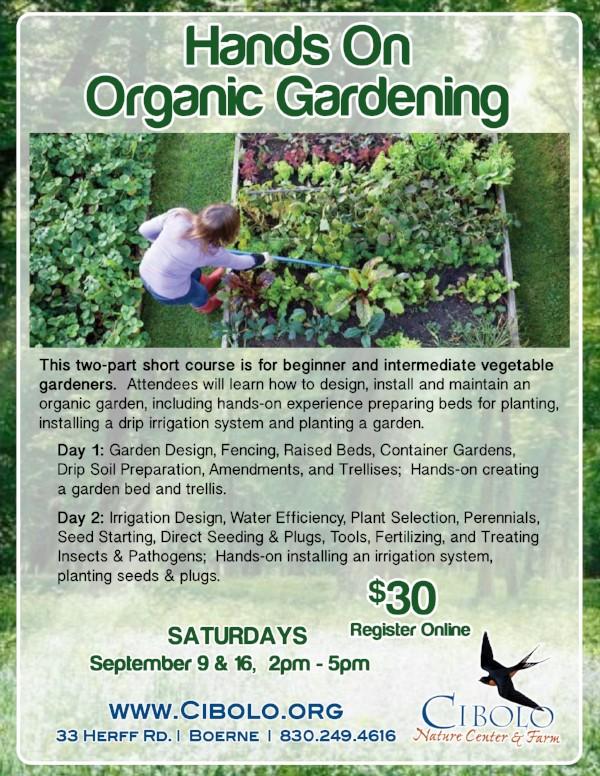 FARM: Hands On Organic Gardening