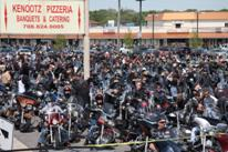 Motorcycle Irish Run for Park Lawn