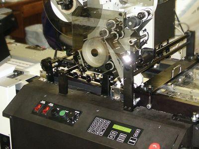 Bryce 24K Inkjet w/Dryer & Inline Tabber