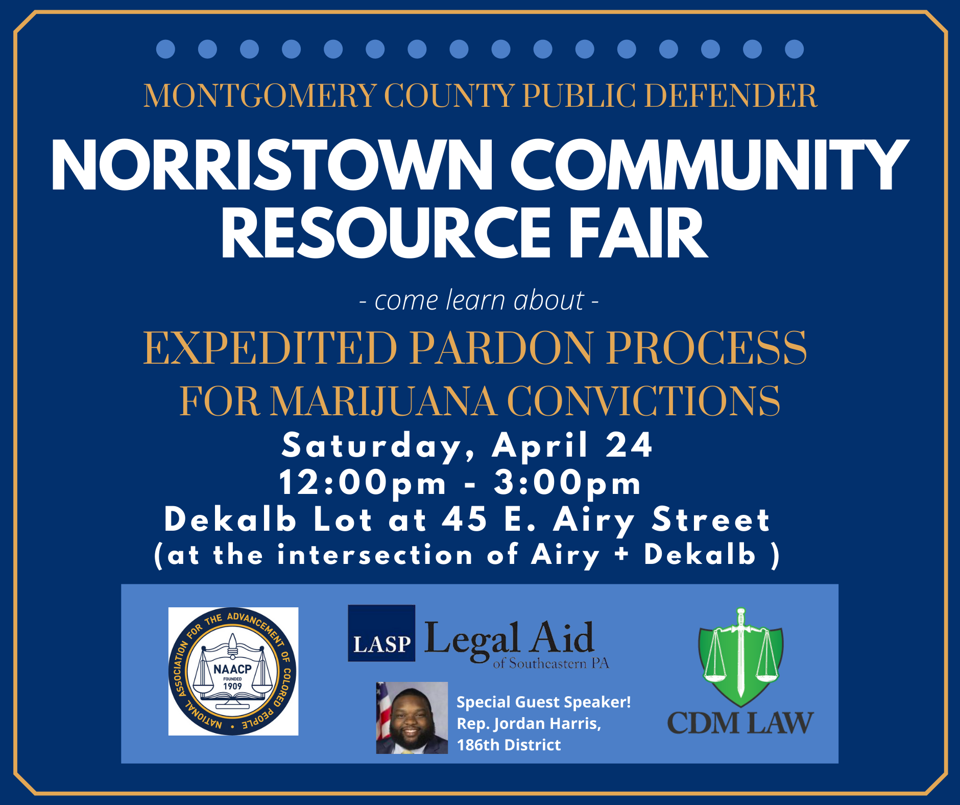 Norristown Community Resource Fair is Saturday
