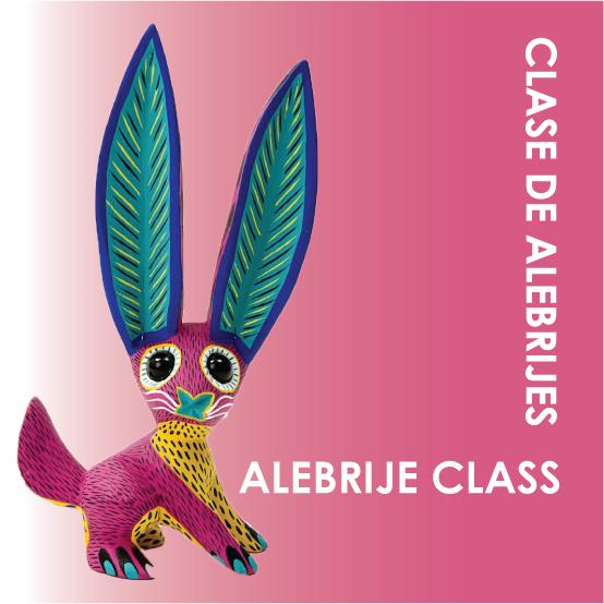Classe de Alebrije - GRATIS!