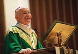 Ash Wednesday Mass with Archbishop Lucas - 8:30 a.m.