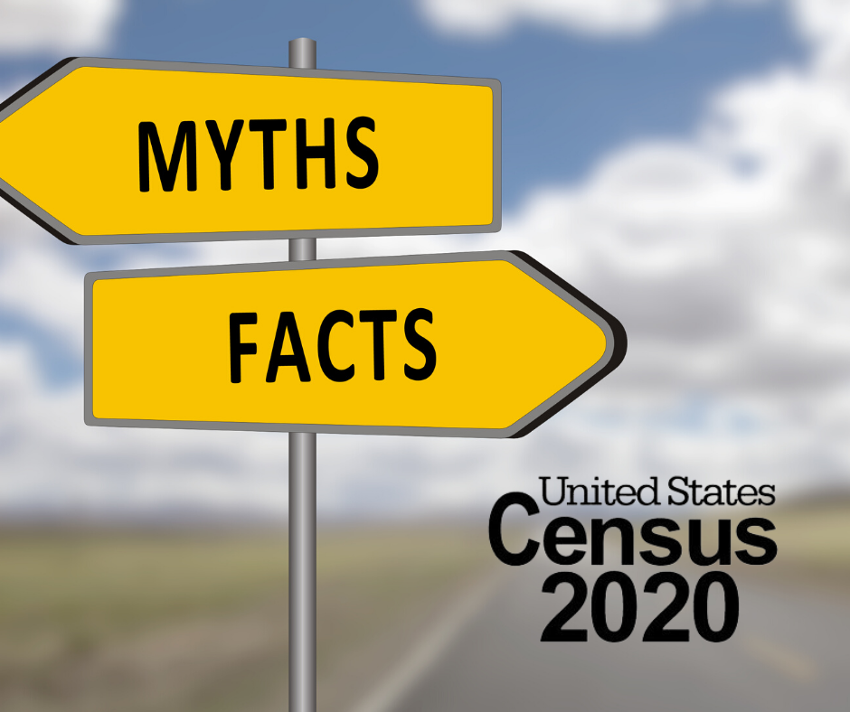 Myths vs Facts about the 2020 Census