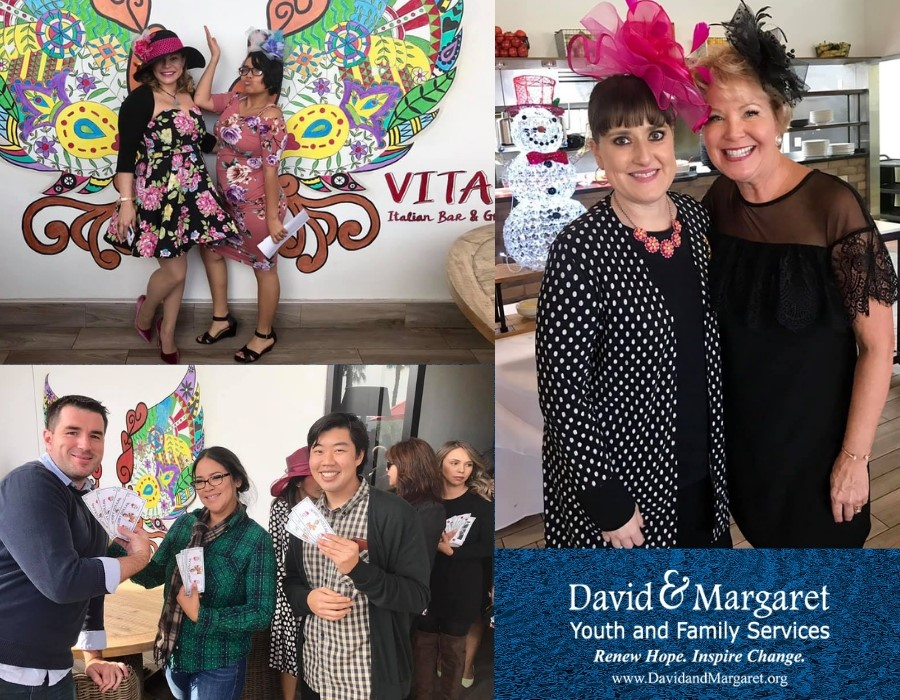 A Derby Themed Holiday Party for D&M