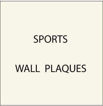 N23450 - 9. Sports plaques