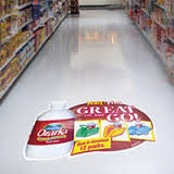 Supermarket Floor Decals