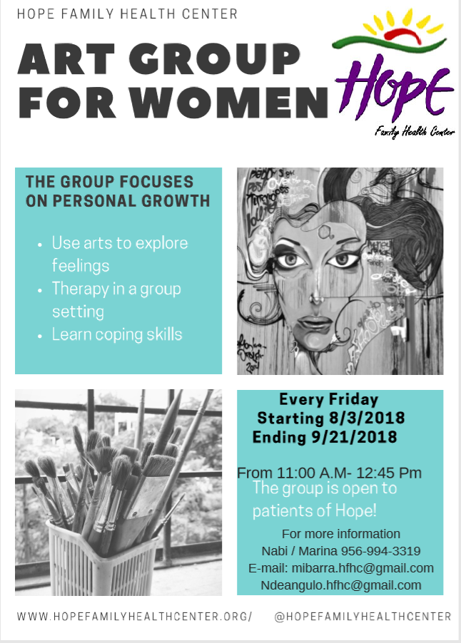 Art Group for Women