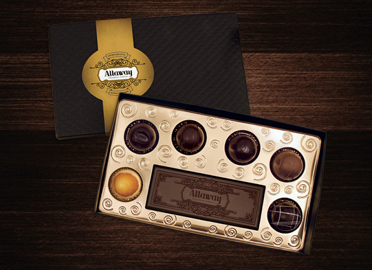Chocolate Truffles Alberta Printing Calgary