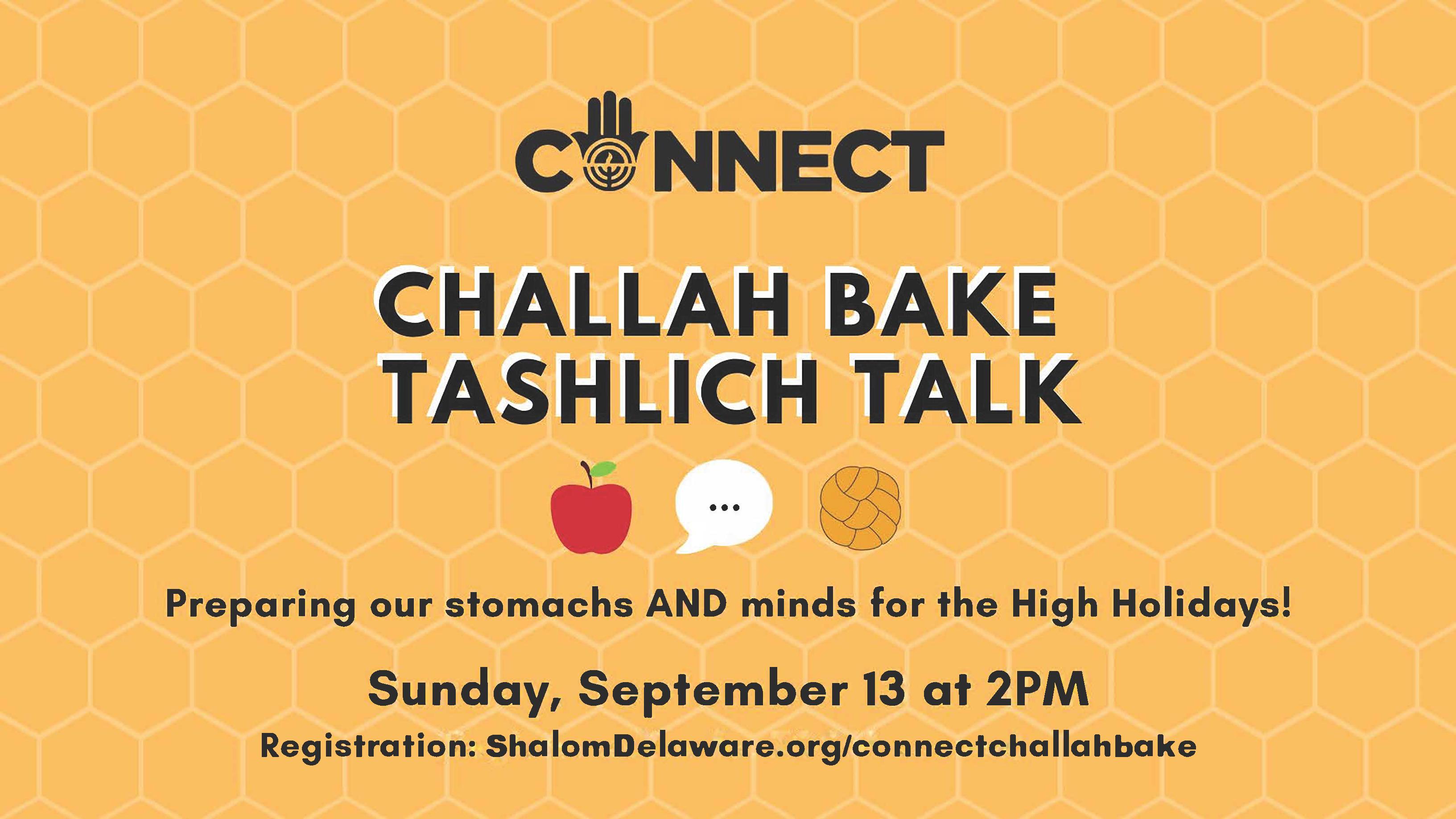 CONNECT Challah Bake